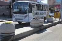 Cizre'de Toplu Taşımada Kartlı Sisteme Geçildi