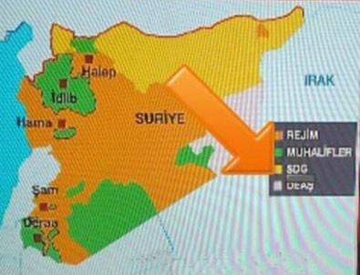 CNN Türk'ten skandal harita