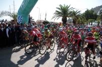 MÜNIR KARALOĞLU - Cumhurbaşkanlığı Bisiklet Turu Alanya'da Start Aldı