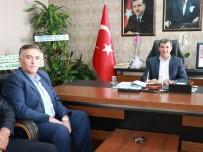 Damızlık Birliği Başkanı Kayan AK Parti İl Başkanı Altınsoy İle Görüştü