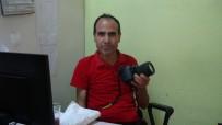 ALI ÖZTÜRK - Dedektif Gibi İz Süren Fotoğrafçı, Hırsızı Yakalattı