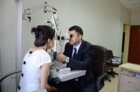 GÖZ MUAYENESİ - Doç. Dr. Kocatürk'ten Glokom Bilgilendirmesi