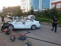 ÖLÜMLÜ - Doğu Karadeniz'de Eylül Ayında Meydana Gelen Trafik Kazalarında 12 Kişi Hayatını Kaybetti