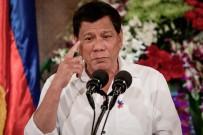SAVAŞ GEMİSİ - Duterte'den Çin Ve ABD'ye Çağrı