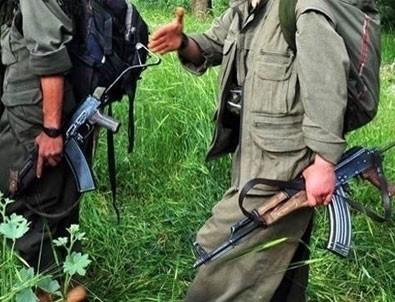 PKK'nın sözde Ağrı sorumlusu paket!