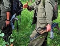 PARMAK İZİ - PKK'nın sözde Ağrı sorumlusu paket!
