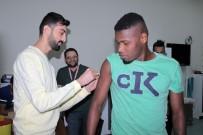 GRIP AŞıSı - Elazığsporlu Futbolcular Aşı Oldu
