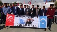 ÜLKÜ OCAKLARı - Erzincan Üniversitesi'nden Kerkük Açıklaması