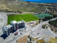 MASAJ - Evkur Yeni Malatyaspor Yeni Tesisine Kavuştu