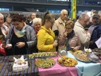 LETONYA - Gaziantep'in Yöresel Lezzetleri Polonyalılara Tanıtıldı