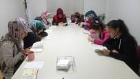 MUHAKEME - Gençlik Merkezi'nde 'Kitap Okuma Halkaları' Projesi Başladı