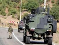 Hakkari'de 'Özel Güvenlik Bölgesi' uygulaması