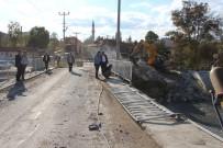 YAYA GEÇİDİ - Hisarcık'ta Yeni Köprü Yapımına Başlandı
