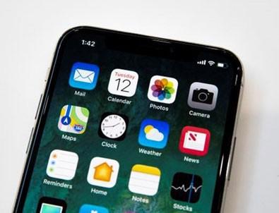 Iphone 8'lerde ekran sorunu