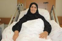 KEMOTERAPI - Irak'tan Gelen Hasta, Elazığ'da Hayata Tutundu