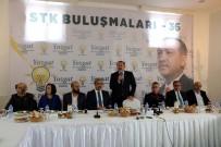 HARUN KARACAN - Karacan, Yozgat'ta STK'ların Sorunlarını Dinledi