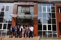 PARLAMENTO - Kardeş Şehir İlişkilerinde Yeni Hedef Açıklaması Ekonomik İşbirliği