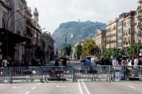 GENEL KURUL - Katalan Parlamentosu Çevresinde Geniş Güvenlik Önlemleri