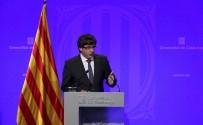 PARLAMENTO - Katalonya'nın Bağımsızlık İlan Etmesi Bekleniyor