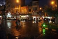 Kilis'te 108 Gün Sonra Yağmur Yağdı