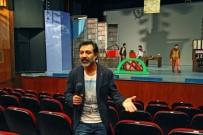 YÜKSEK LISANS - Kocaeli Şehir Tiyatroları'nın Genel Sanat Yönetmeni Fatih Sevdi Oldu