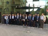 MUSTAFA SAĞLAM - MEDAŞ Niğde'de Elektrik Mühendisleri Ve Elektrik Tesisatçıları İle Buluştu