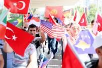 GAZI MUSTAFA KEMAL - Mersin'de Engelliler İçin Festival Coşkusu
