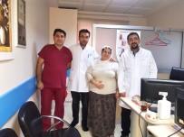 KADIN HASTA - Mide Küçültme Ameliyatı İle 10 Günde 10 Kilo Verdi
