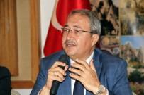 Nevşehir Belediye Başkanı Ünver, Ampute Milli Takımını Kapadokya'ya Davet Etti
