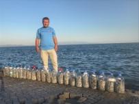 KAZAN DAİRESİ - Balık Değil Kurşun Avlıyor