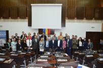 ÇANAKKALE ONSEKIZ MART ÜNIVERSITESI - Romanya Ve Moldova'daki 'Gelecekle İletişim Calıştayı' Sona Erdi