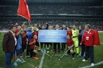 AMPUTE MİLLİ TAKIMI - Şampiyon Olan Millilere Turkcell'den Ödül