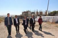 MEHMET NEBI KAYA - Sivas'a Yeni Kültür Merkezi Yapılıyor