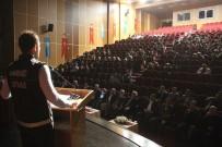 FİDAN YAZICIOĞLU - Sivas'ta Uyuşturucunun Zararları Anlatıldı