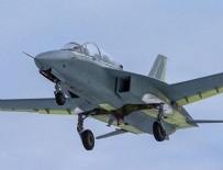 LAZKİYE - Suriye'de Rus uçağı düştü