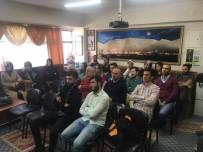 TÜRKIYE YAZARLAR BIRLIĞI - TYB Erzurum Şubesi'nin 'Dil Ve İletişim Atölyesi' Başladı