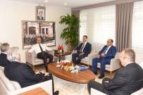 İBRAHIM ETHEM - Vali Demirtaş Açıklaması 'Adana'nın Turizm Potansiyelini Çeşitlendirmeye Önem Veriyoruz'