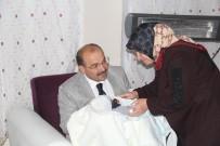 Vali Ustaoğlu'ndan Şehit Ailesine Ziyaret