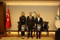YENIÇAĞ - Yazar Kahraman Tazeoğlu Açıklaması 'Yeniçağ Belediyeciliğini En İyi Yapan Kayseri'