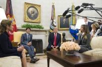 TİCARET ANLAŞMASI - ABD Başkanı Trump, Kanada Başbakanı Trudeau İle Bir Araya Geldi