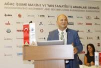 SANAYİ SEKTÖRÜ - Ağaç İşleme Makineleri Fuarı 14 Ekim'de İstanbul'da Başlayacak