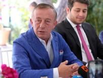 ALİ AĞAOĞLU - Ağaoğlu'ndan Avrupa Şampiyonlarına daire