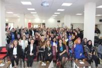 ODUNPAZARI - Ak Parti Eskişehir Kadın Kolları İlçelerdeki Kongrelerini Tamamladı