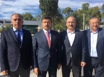 HAMZA DAĞ - AK Parti Genel Başkan Yardımcısı Dağ, Tüpraş'ta İncelemelerde Bulundu