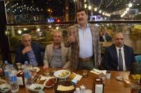 İSTİŞARE TOPLANTISI - AK Parti İstişare Toplantısı Yapıldı