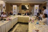CAN GÜVENLİĞİ - AK Parti Mardin İl Başkanı Mehmet Ali Dündar Açıklaması 'Mardin'in Terörle Anılmasını İstemiyoruz'