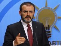 MAHİR ÜNAL - AK Parti'den son dakika açıklaması...