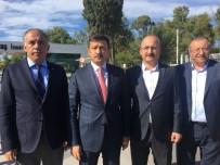 HAMZA DAĞ - AK Partili Dağ, Tüpraş'ta İncelemelerde Bulundu