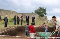 Akçakale Kalesi'nin Restorasyon Çalışmaları Başlıyor