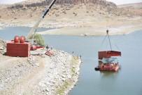 YOĞUN MESAİ - Aksaray'da 110 Milyonluk İçme Suyu Projesinin Baraj Etabı Tamamlandı